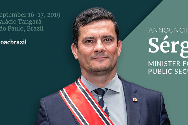 Sérgio Moro to speak at OffshoreAlert Conference in Brazil