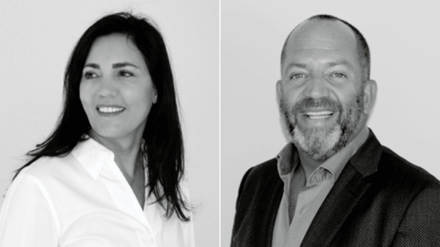 Minette Coetzee and Paul Segal